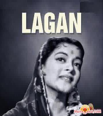 Poster of Lagan (1955) - (Hindi Film)